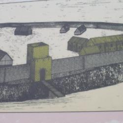 William's Castle illustration