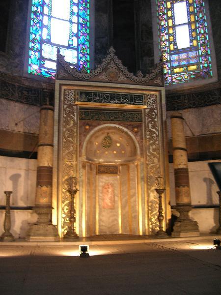 Mecca door