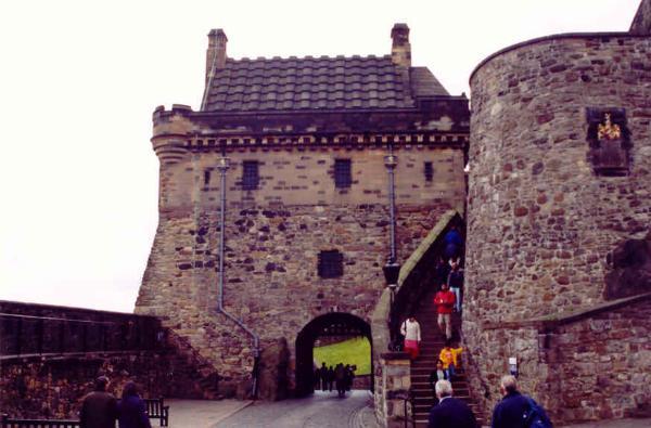 Edinburgh Gate
